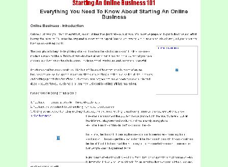 cheap Starting An Online Business 101