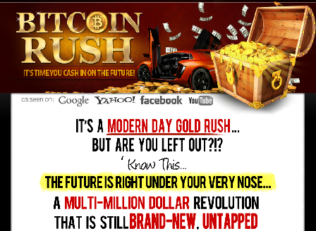 cheap Bitcoin Rush Video Training Guide