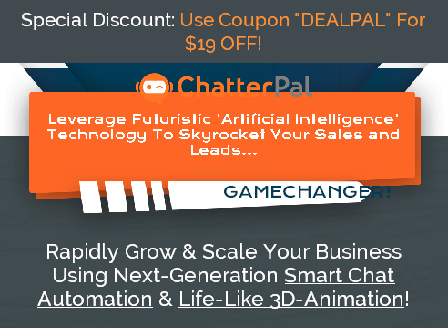 cheap ChatterPal Commercial
