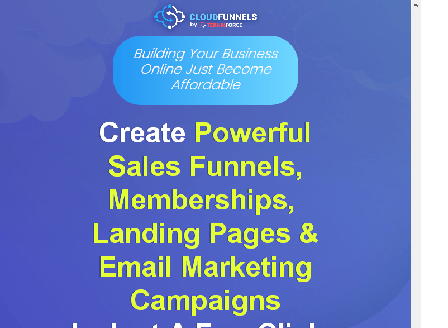 cheap CloudFunnels Elite Yearly