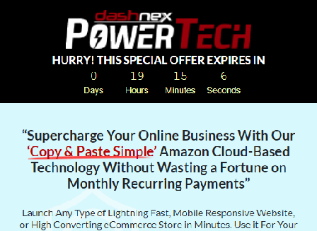 cheap DashNex PowerTech