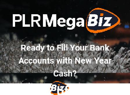cheap PLR MegaBiz