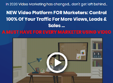 cheap Vidyz Video Marketing Monetization Platform