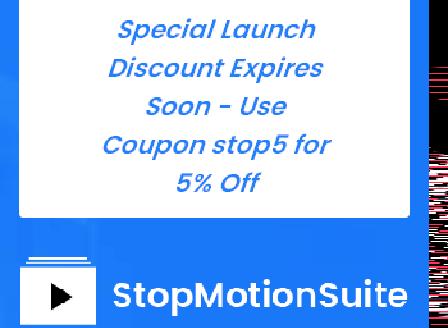 cheap StopMotionSuite Advanced Commercial