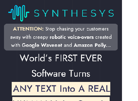 cheap Synthesys Commercial