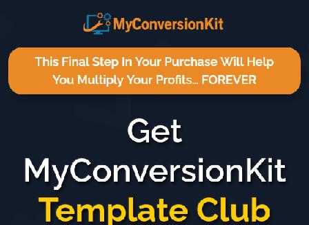cheap MyConversionKit Club Personal