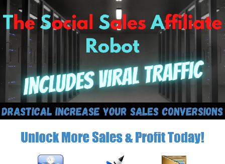 cheap The Social Sales Affiliate Robot for WordPress