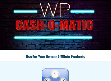cheap The Social Sales Affiliate Cashomater for WordPress