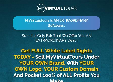 cheap My Virtual Tours White Label