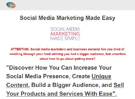 cheap Social Media Marketing Made Easy