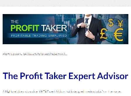 cheap The Profit Taker: Silver Package