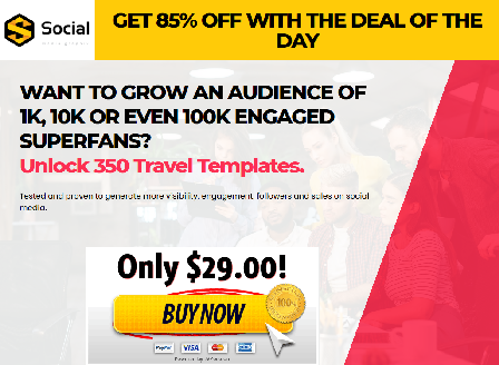 cheap Social Media Graphix - Travel Kit