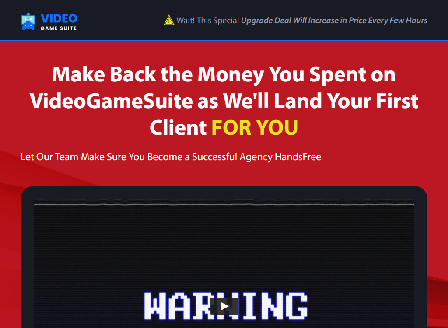 cheap VideoGameSuite VIP