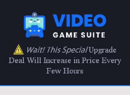 cheap VideoGameSuite VIP-Lite