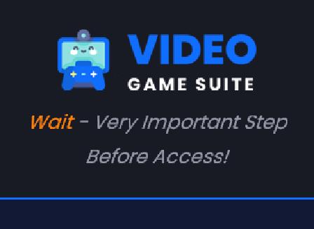 cheap VideoGameSuite Agency Standard