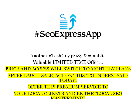 cheap #SeoExpressApp