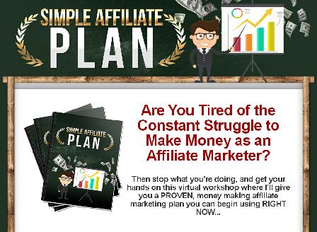 cheap Simple Affiliate Plan