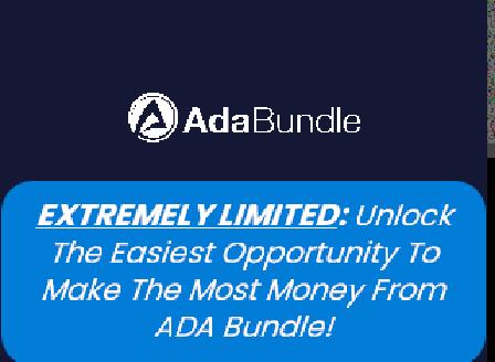 cheap ADA Bundle Reseller - 100 Accounts