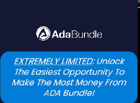 cheap ADA Bundle Reseller - UNLIMITED Accounts