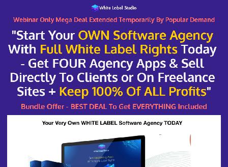 cheap White Label Studio Bundle (Payment Plan)