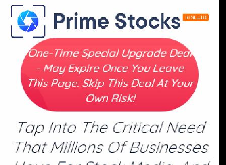 cheap PrimeStocks Reseller 50 Accounts